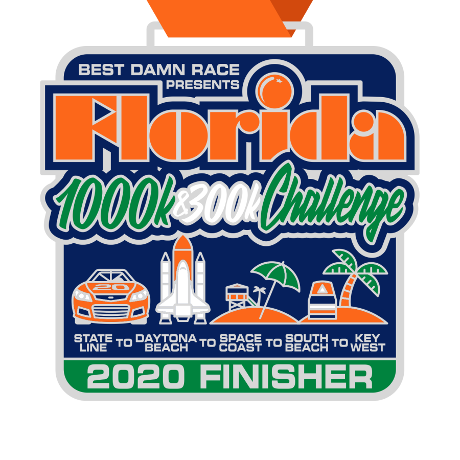 Florida 1000K & 300K Challenge