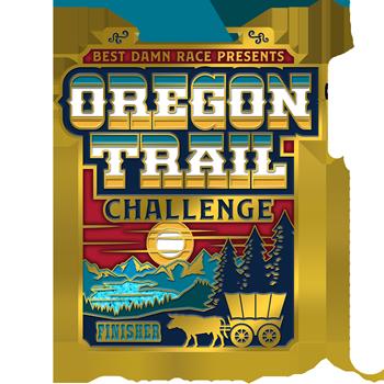 Oregon Trail Medal